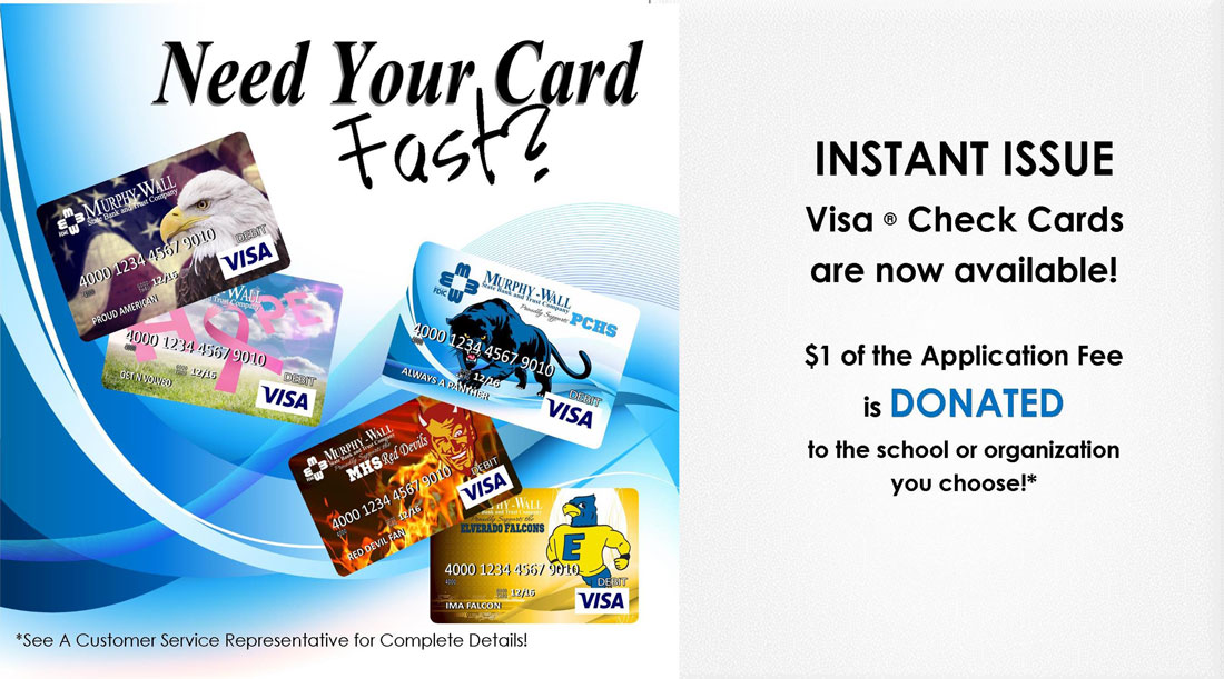 Need Your Card Fast?