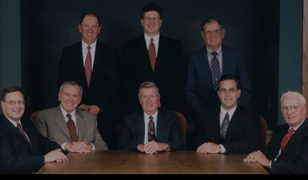 PHoto of Murphy Wall board of directors